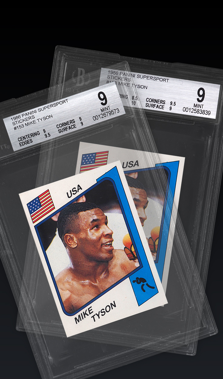 Mike Tyson, Supersport RC Basket BGS 9 - 2X